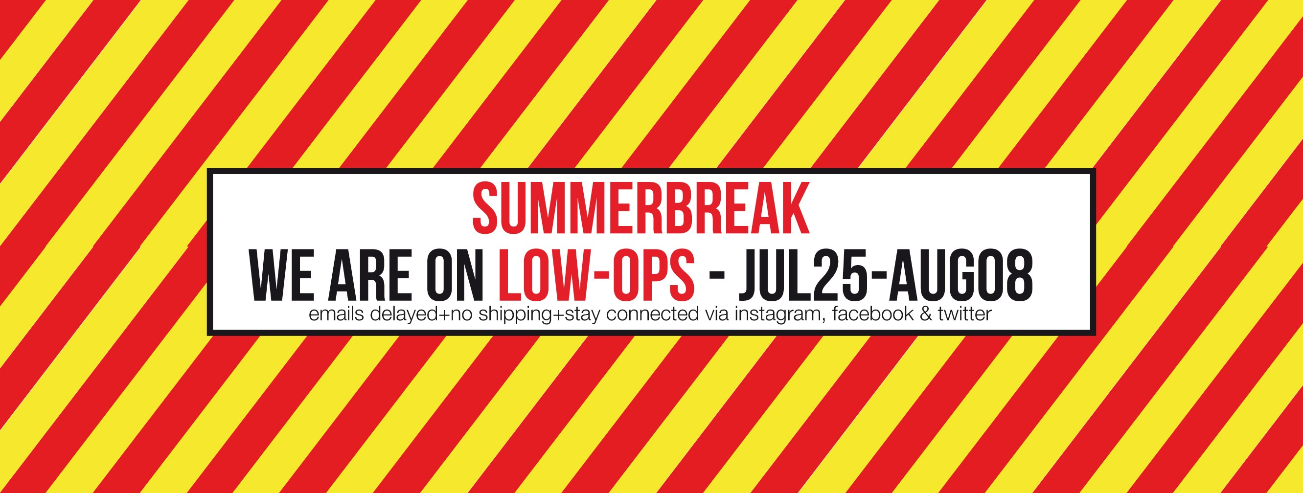 Low Ops 2017